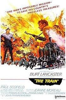 <i>The Train</i> (1965 film) 1964 film by Arthur Penn, John Frankenheimer, Bernard Farrel