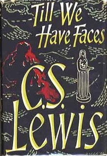 Till We Have FacesCS Lewis Book 1st Edition Cover