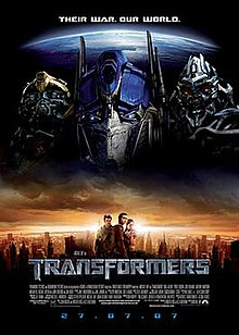 Transformers (2007) Bluray Subtitle Indonesia