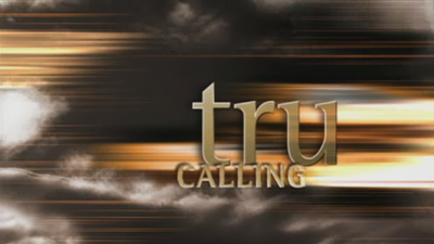 Picture of a TV show: Tru Calling