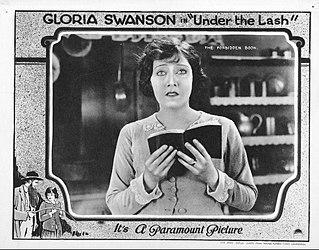 <i>Under the Lash</i> 1921 film by Sam Wood