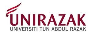 Universiti Tun Abdul Razak - Image: Unirazak logo