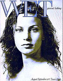 WET - The Magazine of Gourmet Bathing (issue 8 - front cover).jpg