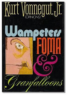 Wampeters, Foma and Granfalloons - Wikipedia