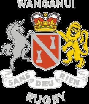 Wanganui Rugby Football Union - Image: Wanganui Rugby Logo