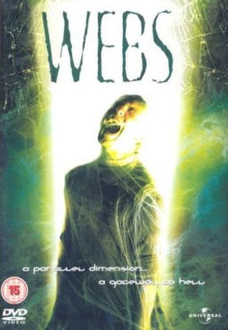 Webs (film) - DVD cover
