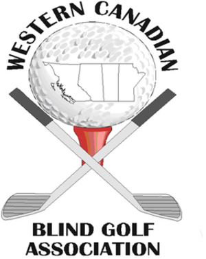 Disability classification in golf - The Western Canadian Blind Golf Association Logo