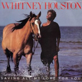 Saving All My Love for You - Image: Whitney Houston Saving All My Love for You