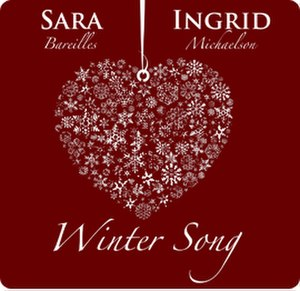 Winter Song (song) - Image: Winter song sara ingrid duo