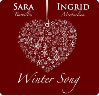 Winter Song (song) - Image: Winter song sara ingrid duo