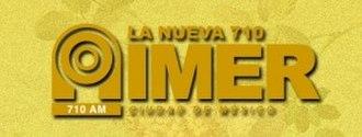 XEMP-AM - Image: XEMP lanueva 710 logo