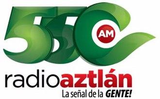 XEGNAY-AM - XETNC Previous Logo