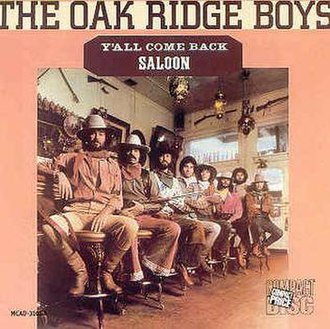 Y'all Come Back Saloon - Image: Yall come back saloon