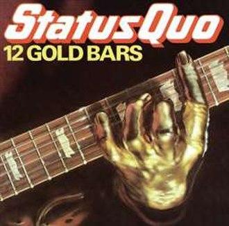 12 Gold Bars - Image: 12 Gold Bars