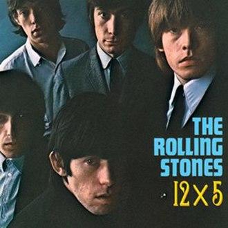 12 X 5 - Image: 12x 5(Rolling Stones Album) coverart