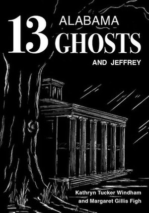 13 Alabama Ghosts and Jeffrey - Cover from the 2nd edition