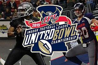 2015 United Bowl annual NCAA football game