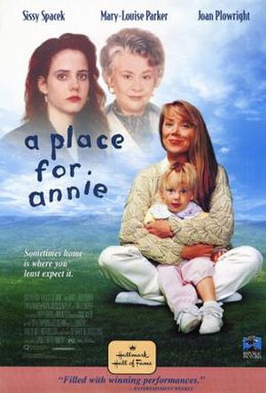 A Place for Annie - VHS edition (1994)