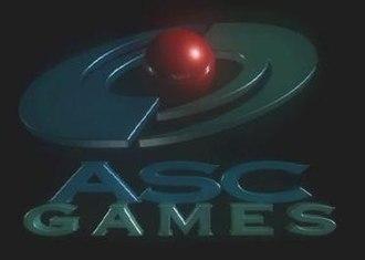 ASC Games - Image: ASC Games