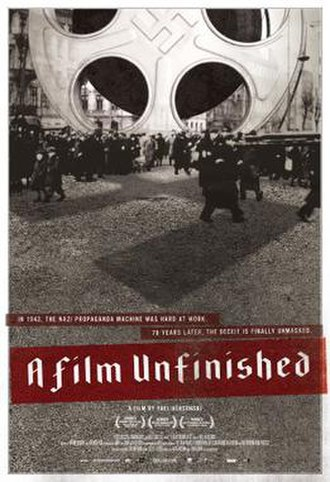 A Film Unfinished - Image: A Film Unfinished