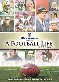 A Football Life Season One DVD.jpg