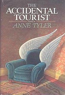 <i>The Accidental Tourist</i>
