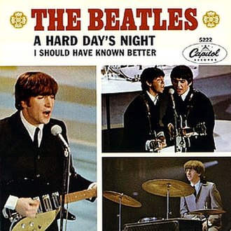 A Hard Day's Night (song) - Image: Ahardday'snight