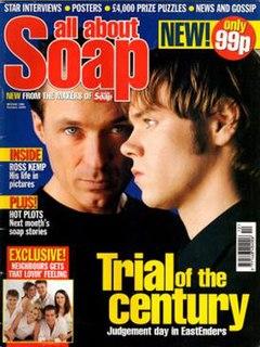 <i>All About Soap</i> British magazine