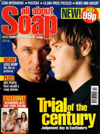 All About Soap - All About Soap Issue 1