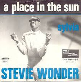 A Place in the Sun (Stevie Wonder song) - Image: Aplaceinthesun