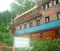 Arabella Brig - now restaurant.