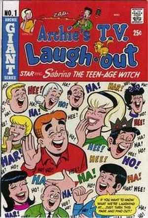 Archie's TV Laugh-Out - Image: Archies TV Laugh Out 1