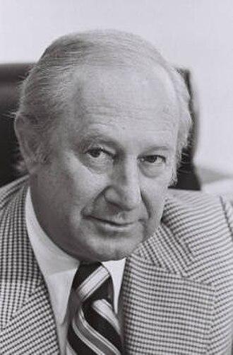 Arleigh B. Templeton - Templeton in 1972