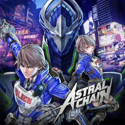 Picture of a game: Astral Chain