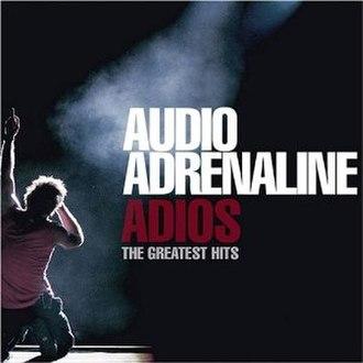 Adios: The Greatest Hits - Image: Audioa adios