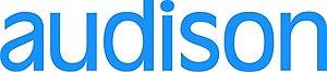 Audison - Image: Audison logo small