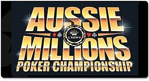 Crown Australian Poker Championship - Image: Aussie millions