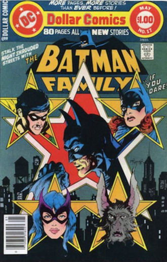 Batman Family - Image: Batman Family vol 1 17