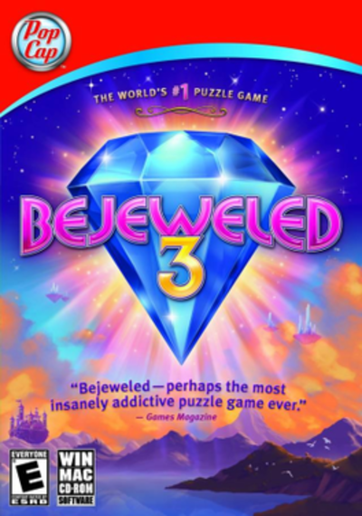Picture of a game: Bejeweled 3