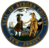 Official seal of Bergen County