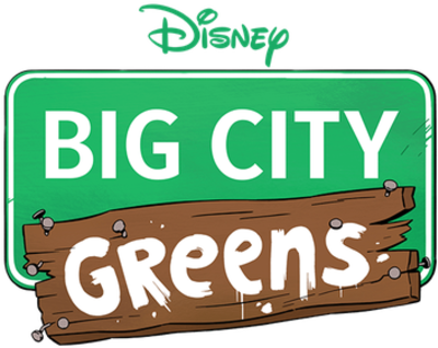 Picture of a TV show: Big City Greens