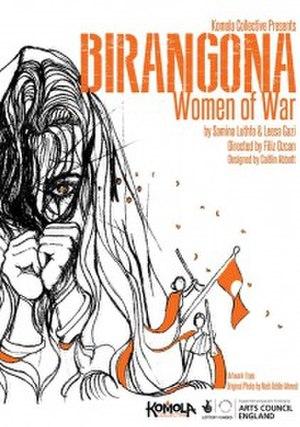 Birangona: Women of War - Promotional poster