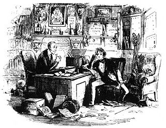 Bleak House - Attorney and Client