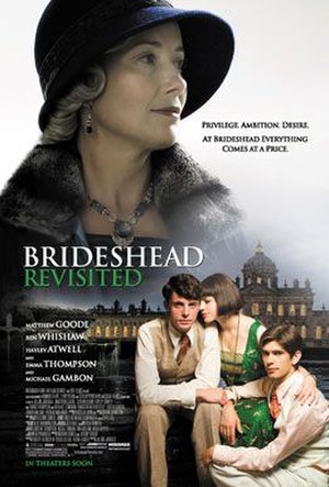 Brideshead Revisited (film) - Original release poster