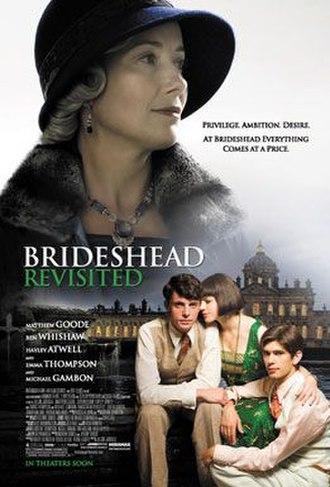 Brideshead Revisited (film) - Original release poster