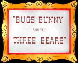 <i>Bugs Bunny and the Three Bears</i> 1944 film by Chuck Jones