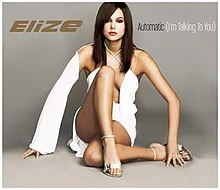 CD Single EliZe - Automatic (I'm Talking To You) 2.jpg