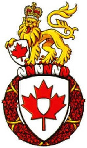 Canadian Heraldic Authority - The badge of the authority