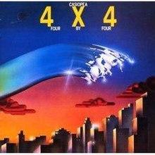 4x4 Casiopea Album Wikipedia