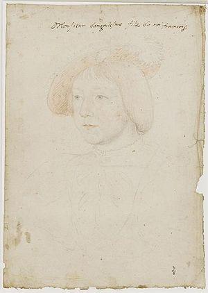 Charles II de Valois, Duke of Orléans - Image: Charles Orleans